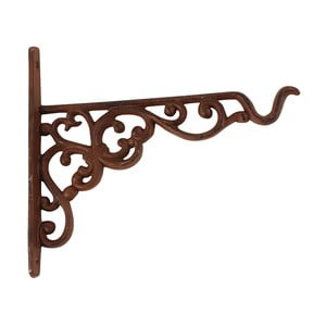 Wspornik żeliwny Design EsschertDesign, wys. 17,8cm