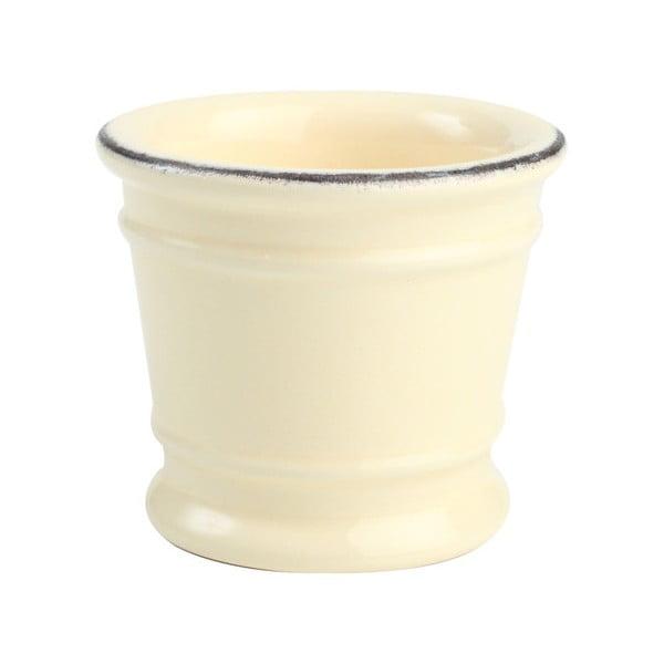 Kremowy kieliszek porcelanowy na jajko T&G Woodware Pride of Place