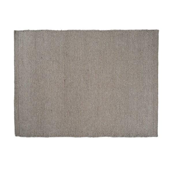 Dywan wełniany Linie Design Asko Grey, 170x240 cm