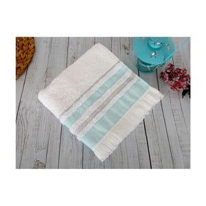 Niebieski ręcznik Irya Home Spa, 50x90 cm