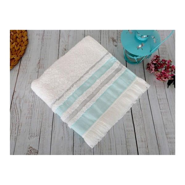 Niebieski ręcznik Irya Home Spa, 70x130 cm