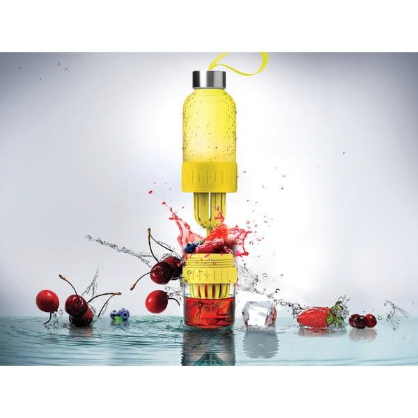 Butelka Twist n Go Yellow