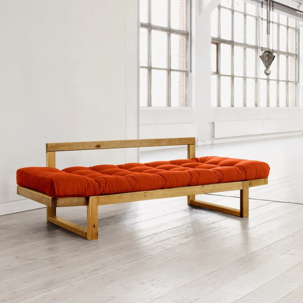 Sofa Karup Edge Honey/Orange