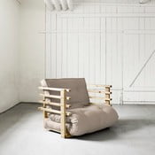 Fotel rozkładany Karup Funk Natural/Vision