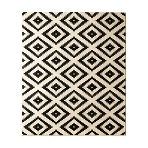 Dywan Hanse Home Hamla Diamond Black, 80 x 150 cm