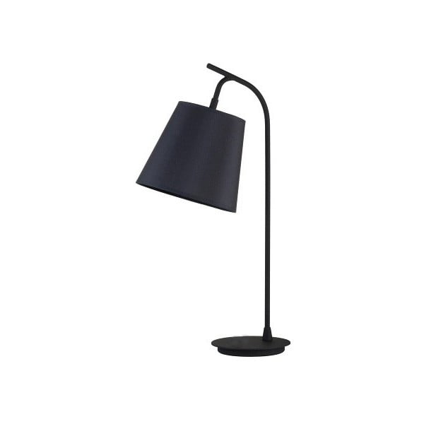 Lampa stołowa Simple Black/Metal