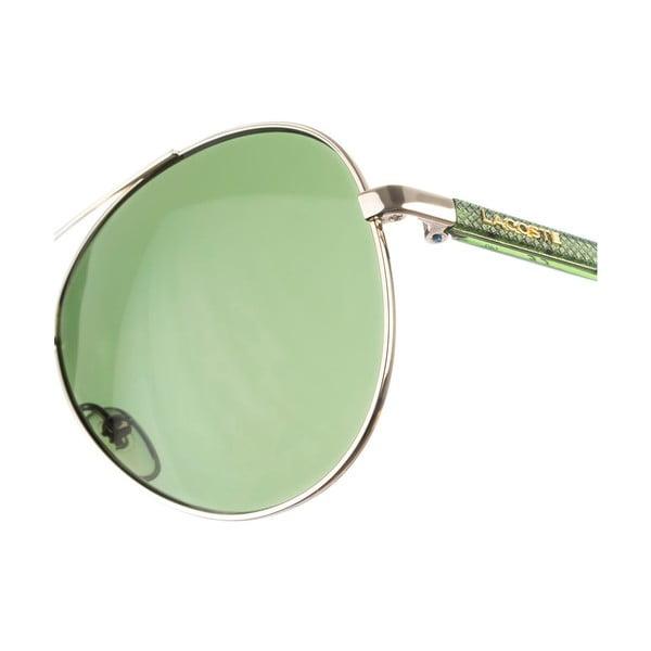 Damskie okulary przeciwsłoneczne Lacoste L145 Gold