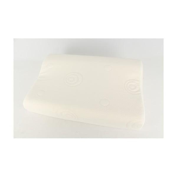 Poduszka z wypełnieniem wiskoelastycznym Pillow, 60x40 cm