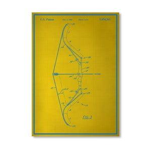 Plakat Bow II, 30x42 cm