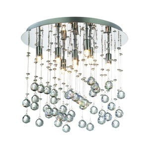 Lampa sufitowa Evergreen Lights Silver Chic
