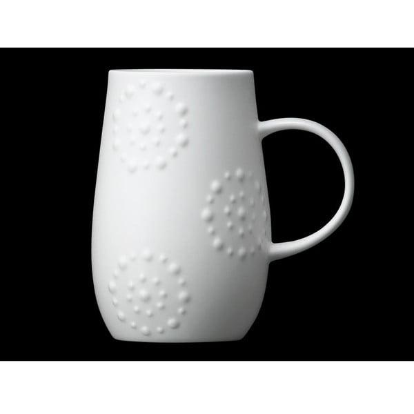 Kubek z angielskiej porcelany Droplet Kaleidoscope