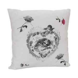 Poduszka Angel Heart, 45x45 cm