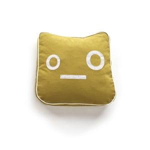 Poduszka Pi'gio Green Face