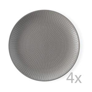 Zestaw 4 talerzy Granaglie Tourte, 27 cm