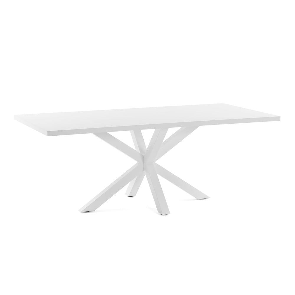 Biały stół La Forma Arya, 160 x 100 cm