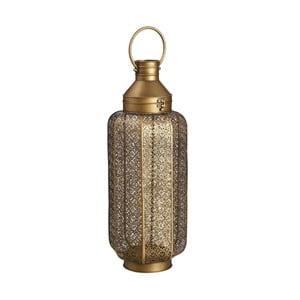 Złoty świecznik Denzzo Deneb, 62cm