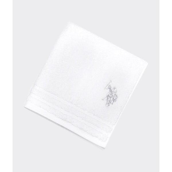 Dywanik łazienkowy U. S. Polo Assn. White 60x90 cm