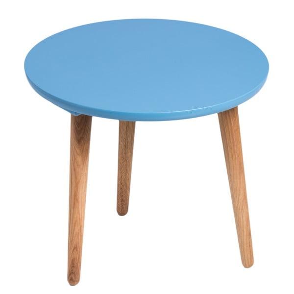 Stół D2 Bergen, 45 cm, niebieski