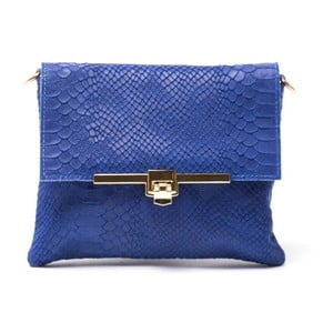 Skórzana torebka Sofia Cardoni 882 Bluette
