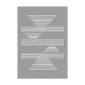Szary   dywan MOMA Norway,140x200cm