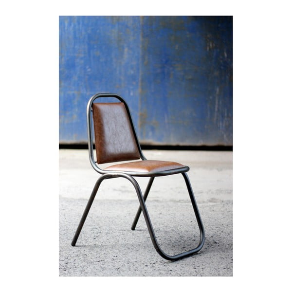 Krzesło do jadalni Red Cartel Kravitz