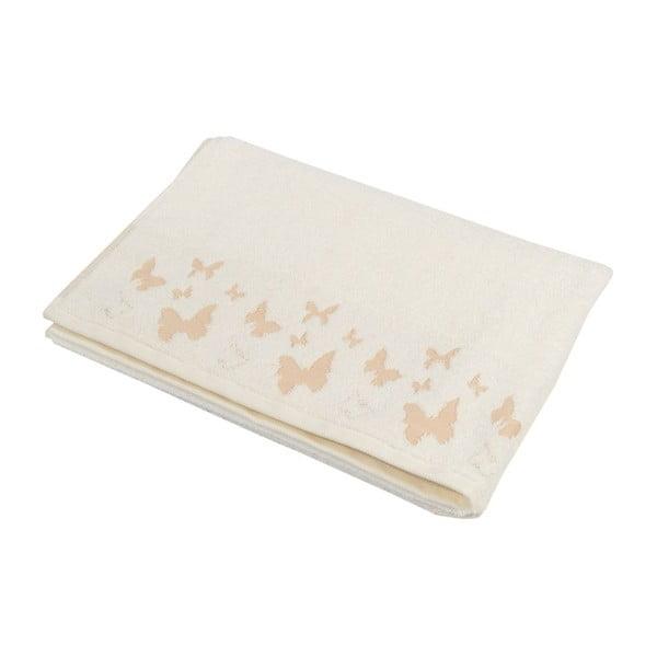 Ręcznik Papilon Jaune, 90x140 cm