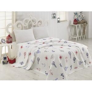 Lekka narzuta na łóżko dwuosobowe Arca, 200x230 cm