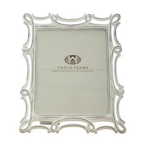 Biała ramka na zdjęcie o wymiarach 20x25cm Mauro Ferretti Classical