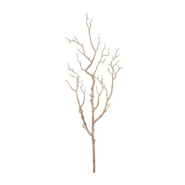Dekoracja J-Line Bare Tree Gold, 81 cm