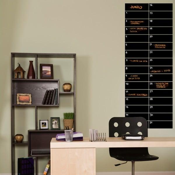 Naklejka tablicowa Calendar