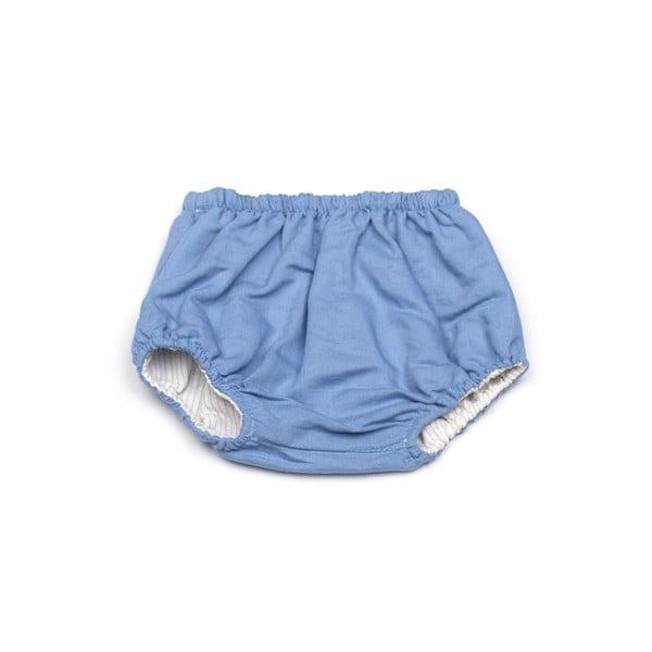 Dziecięce majtki na pieluchę (dwustronne) Blue Diaper, od 3 do 6 miesięcy