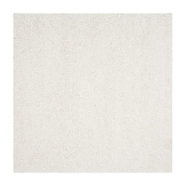 Dywan Crosby White, 200x200 cm
