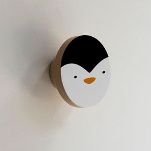 Wieszak Little Nice Things Penguin