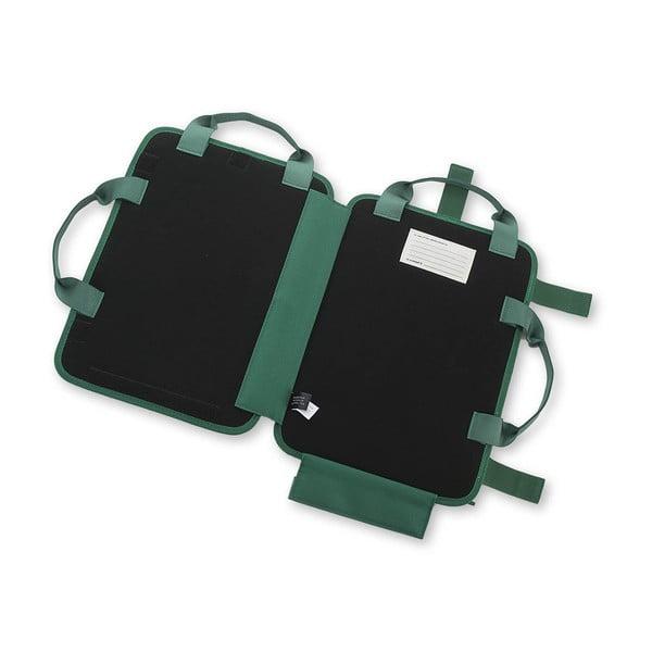 "Torba na notebook 13,5"" Moleskine, zielona"
