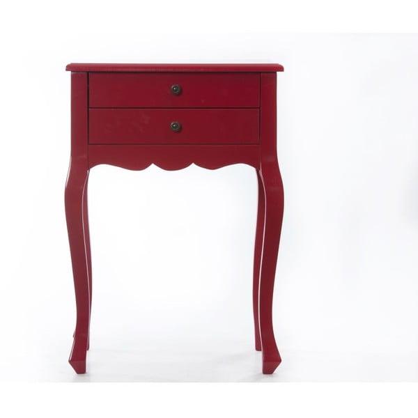 Szafka Nora Red, 52x35x72 cm