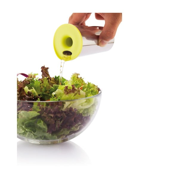 Zielone akcesoria do sałatek XD Design Tulip