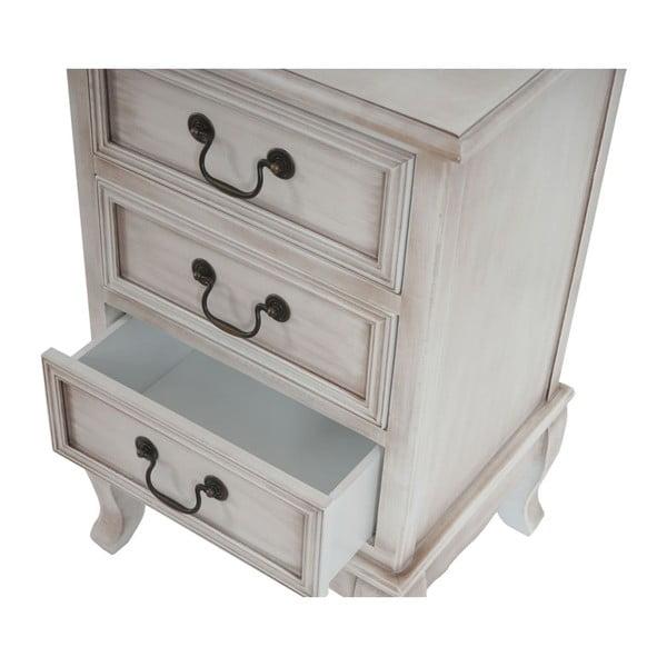 Szafka z 3 szufladami Antique White