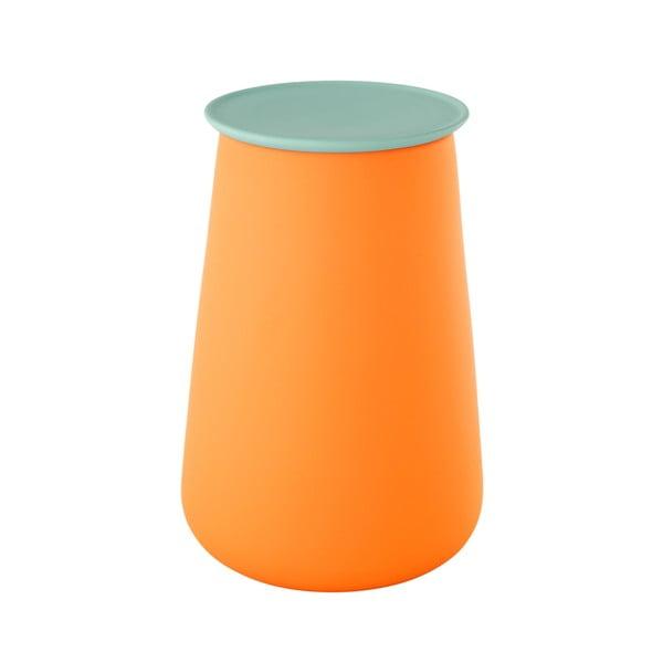 Pojemnik Ramponi Orange/Turquoise, 0.5 kg