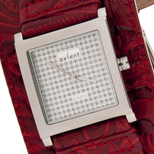 Skórzany zegarek damski Axcent X1774C-688