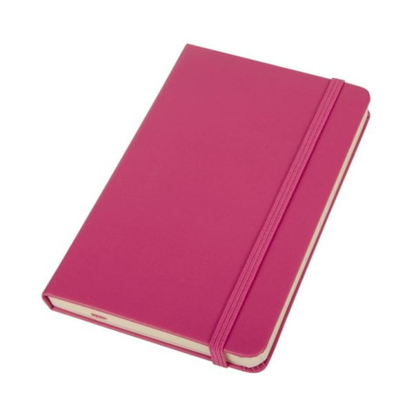 Notes Magenta Hard PKT, w linie