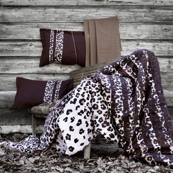 Komplet pościeli Fashion Leopard, 200x220 cm