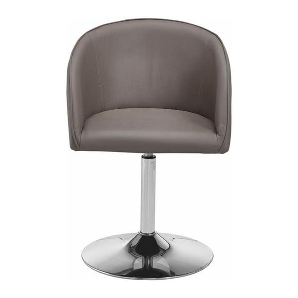 Zestaw 2 brązowych krzeseł Støraa Willy
