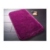 Fioletowy dywanik łazienkowy Confetti Bathmats Miami, 57x100 cm