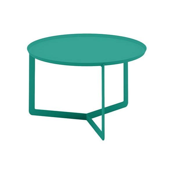 Zielony stolik MEME Design Round, Ø60cm