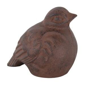Żeliwny ptaszek dekoracyjny Esschert Design, wys.11,6cm