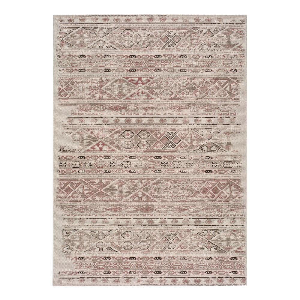 Beżowy dywan odpowiedni na zewnątrz Universal Bilma, 120x170 cm