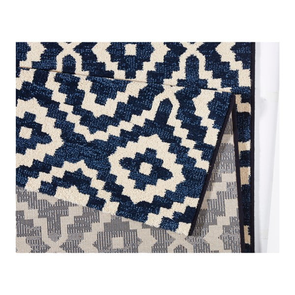 Niebieski dywan Mint Rugs Diamond Ornamental, 133x195 cm