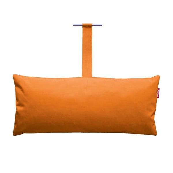 Hamak Headdemock Orange z poduszką, Fatboy