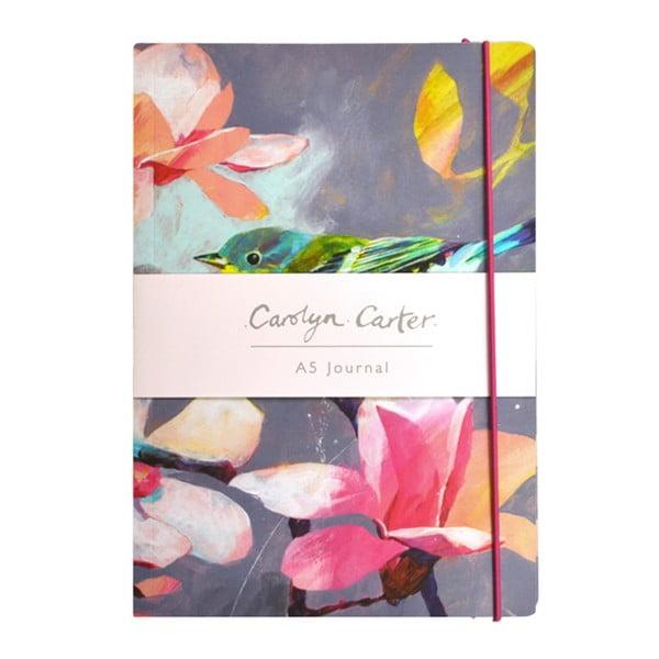 Pamiętnik w linie A5 Carolyn Carter by Portico Designs