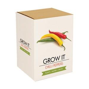 Zestaw do uprawy roślin Gift Republic Chilli Peppers